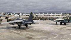 俄罗斯着手重建驻叙利亚空军基地