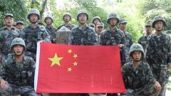解放军和武警各部队开展多种活动庆祝新中国成立70周年