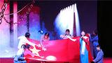 歌伴舞《绣红旗》