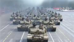 坦克方队气势磅礴!战场霹雳来了!