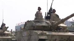 """轻型装甲方队:陆上应急作战的""""急先锋"""""""