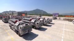 【直擊2019閱兵訓練場】威武!這就是今天亮相的地空導彈方隊的樣子