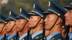 国庆阅兵 15个徒步方队各有看点