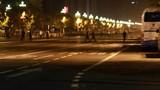   直击2019大阅兵,中国军视网记者带您看现场。这是10月1日凌晨4点的长安街。