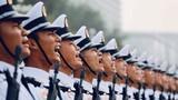 直擊2019大閱兵,中國軍視網記者帶您看現場。這是閱兵前方隊正在準備。