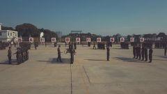 武警部队新训工作全面展开