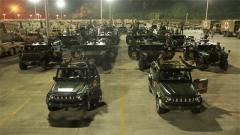 【裝備場奇妙夜】武警反恐突擊方隊的戰車竟然可以這么可愛