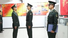 閱兵教練員張宇:一個人的退伍儀式