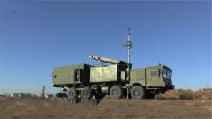 俄媒称S-500在叙利亚成功测试