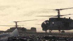北极对抗!俄北方舰队举行极地两栖军演