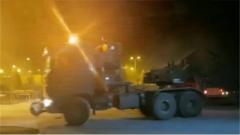 叙媒:土军队袭击叙境内库尔德目标