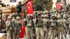 伊朗反对外部势力在叙利亚采取任何军事行动