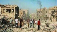 俄总统普京召集会议讨论叙利亚局势等问题