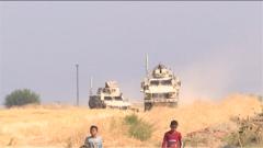 叙民主军:准备好猛烈回应土袭击