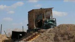 """叙媒:土军对""""叙利亚民主军""""目标发动袭击"""