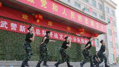 献礼新中国70华诞 官兵用歌声向祖国表白