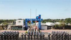 南苏丹:中国维和步兵营获联南苏团总司令嘉奖