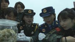 新疆总队:喜迎受阅官兵返回