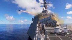 """美國試射的""""海軍打擊導彈""""有多厲害?杜文龍:讓軍艦""""長出牙齒"""""""
