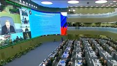 普京:首要任务是避免阻碍和平解决叙问题举动