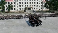 【才下閱兵場 又上演訓場】新疆軍區某師:用閱兵精神激勵新兵訓練
