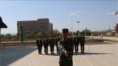 新疆:迈出七十五厘米 迈好军营第一步