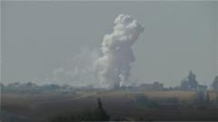 土对叙北部库尔德武装发起军事打击:美宣布撤军后3天 土展开军事行动