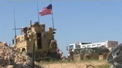 專家解讀美軍在敘利亞的部署現狀