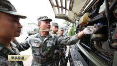 【才下閱兵場 又上演訓場】陸軍第83集團軍:把閱兵標準帶到訓練當中去