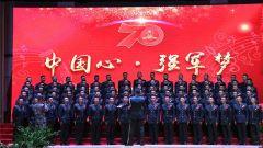 """陸軍第83集團軍某旅開展""""中國心、強軍夢""""主題歌詠演講比賽"""