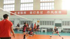 【军运会倒计时 探访中国军团】八一女排:冲击金牌 我们准备好了
