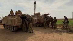 土耳其对叙利亚北部发动军事打击
