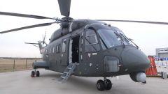 "vlog记者带你""逛""直博会:高原运输直升机直-8G备受瞩目"