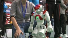 2019中国智能机器人大赛青岛开幕