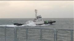 受台风影响 日本国际舰队阅舰式取消