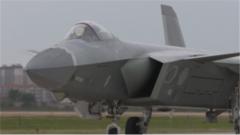 探秘閱兵訓練場:殲-20飛行員飛行難度有多高?