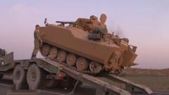 欧洲多国暂停对土耳其的武器出口