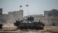 土耳其对叙北部军事行动继续