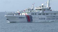 【记者在战位】直击中国海警环海南岛执法训练