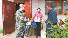 高原巡診,為藏族群眾送健康