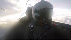 """訓練卻為了不上場 男版""""呂瀟然"""":但每架殲-20都是我"""