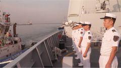 中国海军第三十二批护航编队访问马来西亚