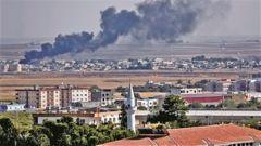 土军越境猛攻叙库尔德武装