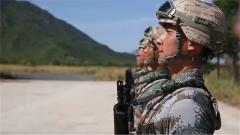 最基礎的動作也要好好練 來看受閱官兵的站軍姿訓練
