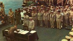 日本投降仪式为何选军舰而非陆地?背后原因让人诧异
