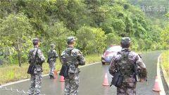 重庆黔江:民兵连捕歼演练 提升应急处突能力