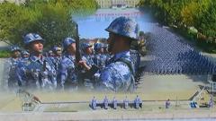 授枪仪式 新兵特殊的军旅成人礼