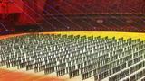 第七屆世界軍人運動會開幕式現場