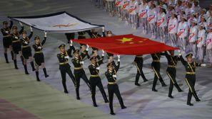 第七届世界军人运动会开幕 高清大图直击现场