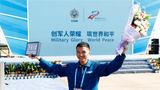 2019年10月19日,第七屆世界軍人運動會空軍五項(飛行)比賽在空軍武漢機場飛行項目場地舉行,中國隊選手廖偉華以3500分的成績摘得金牌。